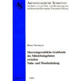 Merowingerzeitliche Grabfunde des Mittelrheingebietes