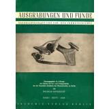 Ausgrabungen und Funde, Band 1 - 1956 Heft 1 - 6