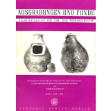 Ausgrabungen und Funde, Band 5 - 1960 Heft 1 - 6