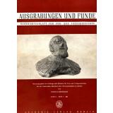 Ausgrabungen und Funde, Band 6 - 1961 Heft 1 - 6