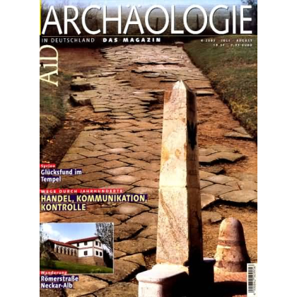 Archäologie in Deutschland. Heft 2003/4