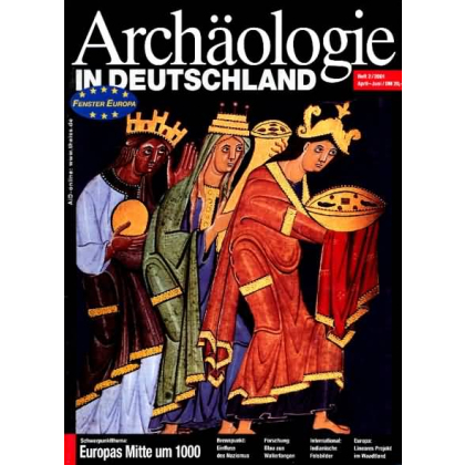 Archäologie in Deutschland. Heft 2001/2