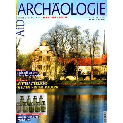 Archäologie in Deutschland. Heft 2003/2