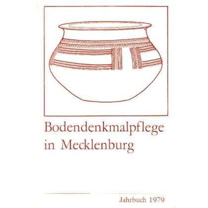 Bodendenkmalpflege in Mecklenburg, Jahrbuch 1979