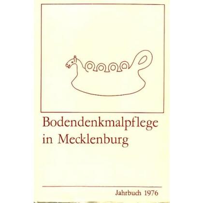 Bodendenkmalpflege in Mecklenburg, Jahrbuch 1976