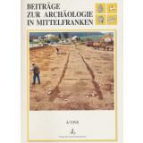 Beiträge zur Archäologie in Mittelfranken, Band...