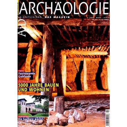 Archäologie in Deutschland. Heft 2004/2