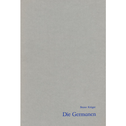 Die Germanen - Mythos Geschichte Kultur Archäologie