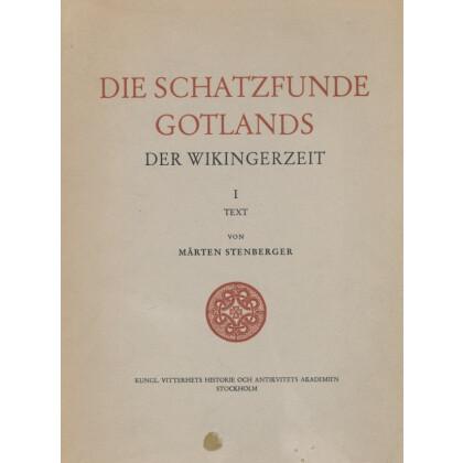 Die Schatzfunde Gotlands der Wikingerzeit, Band 1