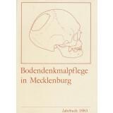 Bodendenkmalpflege in Mecklenburg, Jahrbuch 1983 - Band 31