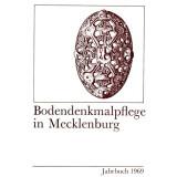 Bodendenkmalpflege in Mecklenburg, Jahrbuch 1969