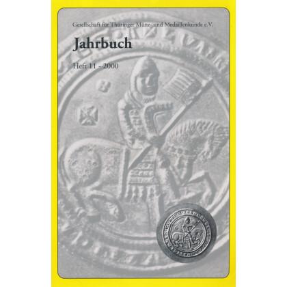 Gesellschaft für Münz- und Medaillenkunde e.V. Jahrbuch Heft 11 2000
