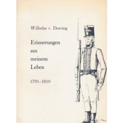 Doering, W. v. Erinnerungen aus meinem Leben 1791-1810