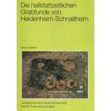 Die hallstattzeitlichen Grabfunde aus den Seewiesen von...