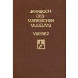 Jahrbuch des Märkischen Museums VIII-1982