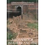 Archäologie im Rheinland 1992
