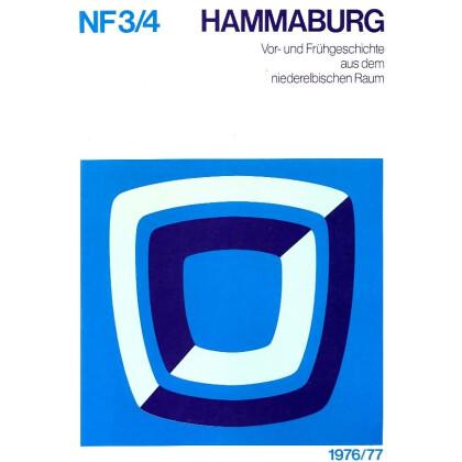 Hammaburg - Vor- und Frühgeschichte aus dem niederelbischen Raum. Neue Folge, Band 3-4, 1976-77