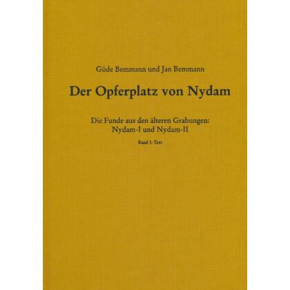 Der Opferplatz von Nydam - Die Funde aus den älteren Grabungen: Nydam I und Nydam II