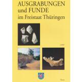 Ausgrabungen und Funde im Freistaat Thüringen, Heft 2