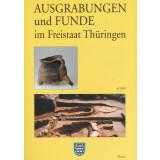 Ausgrabungen und Funde im Freistaat Thüringen, Heft 4