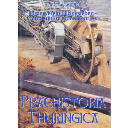 Praehistoria Thuringica, Heft 2