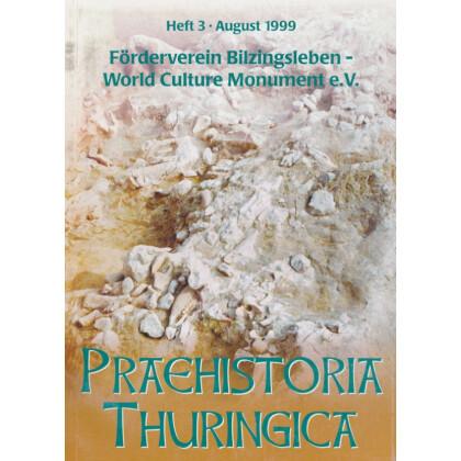 Praehistoria Thuringica, Heft 3