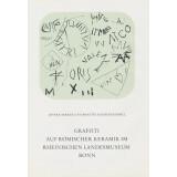 Epigraphische Studien, Band 10 - Graffiti auf...