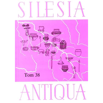 Silesia Antiqua Tom 38. Muzeum Archeologiczne we Wroclawiu