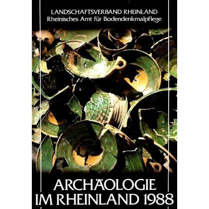 Archäologie im Rheinland 1988