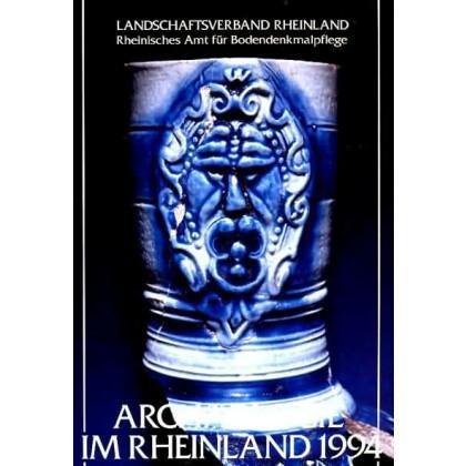 Archäologie im Rheinland 1994