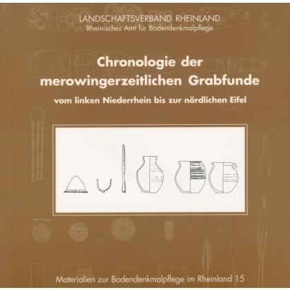 Chronologie der merowingerzeitlichen Grabfunde