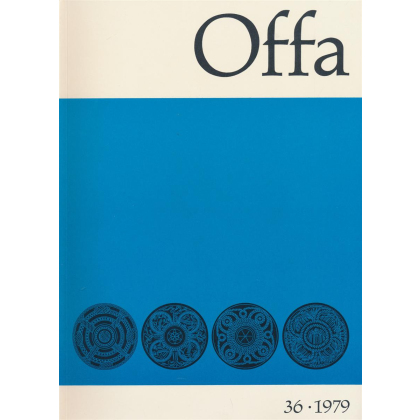 Offa-Zeitschrift Band 36 - Jahrgang 1979
