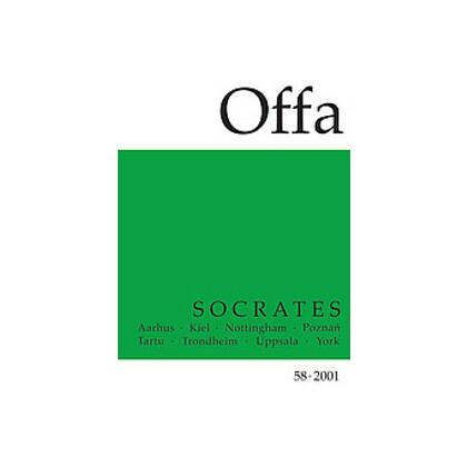 Offa-Zeitschrift Band 58 - Jahrgang 2001