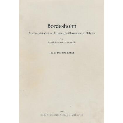 Bordesholm - Der Urnenfriedhof am Brautberg bei Bordesholm in Holstein, Teil 1 und 2