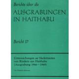 Untersuchungen an Skelettresten von Rindern aus Haithabu
