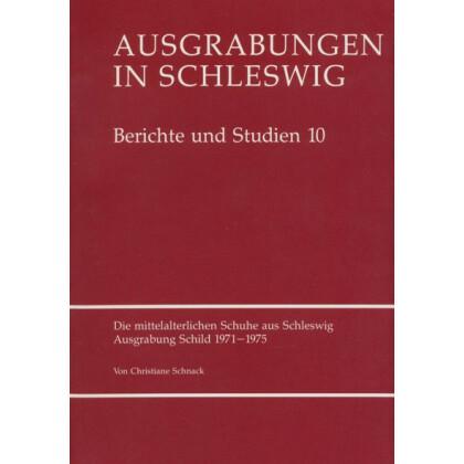 Die mittelalterlichen Schuhe aus Schleswig