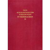 Neue Ausgrabungen und Forschungen in Niedersachsen, Band 24