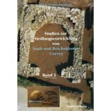 Studien zur Siedlungsentwicklung von Stadt und Reichskloster Corvey. 3 Bände