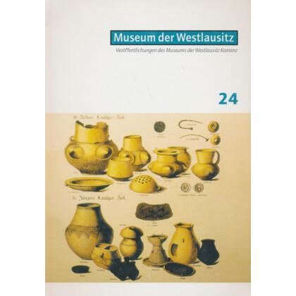 Veröffentlichungen des Museums der Westlausitz Kamenz, Heft 24