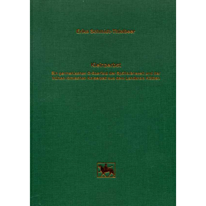 Kleinzerbst - Ein germanisches Gräberfeld der Spätlatènezeit und der frühen römischen Kaiserzeit