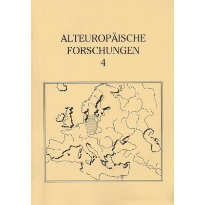 Neue Forschungen zur Siedlungsarchäologie in Ostdeutschland