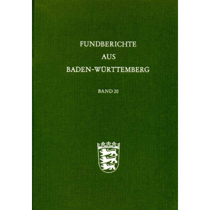 Fundberichte aus Baden-Württemberg, Band 20 - 1995