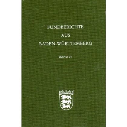Fundberichte aus Baden-Württemberg, Band 24 - 2000