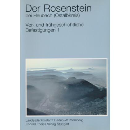 Der Rosenstein bei Heubach - Ostalbkreis