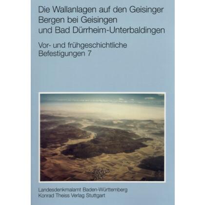 Die Wallanlagen auf den Geisinger Bergen bei Geisingen