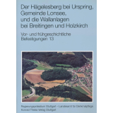 Der Hägelesberg bei Urspring, Gemeinde Lonsee, und...