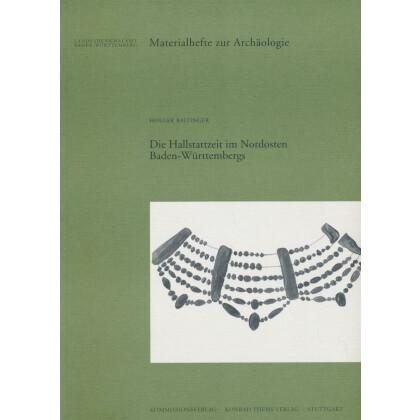 Die Hallstattzeit im Nordosten Baden-Württembergs