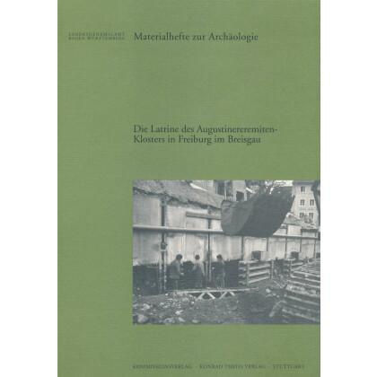 Die Latrine des Augustinereremiten Klosters in Freiburg im Breisgau