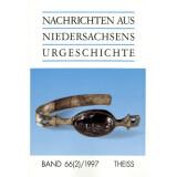 Nachrichten aus Niedersachsens Urgeschichte Band 66-2