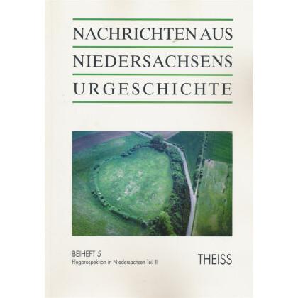 Nachrichten aus Niedersachsens Urgeschichte Beiheft 5/2000 - Flugprospektion in Niedersachsen Teil II.
